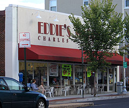 Only Eddie's is left