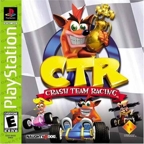 Crash Team Racing [Portable] [Español]