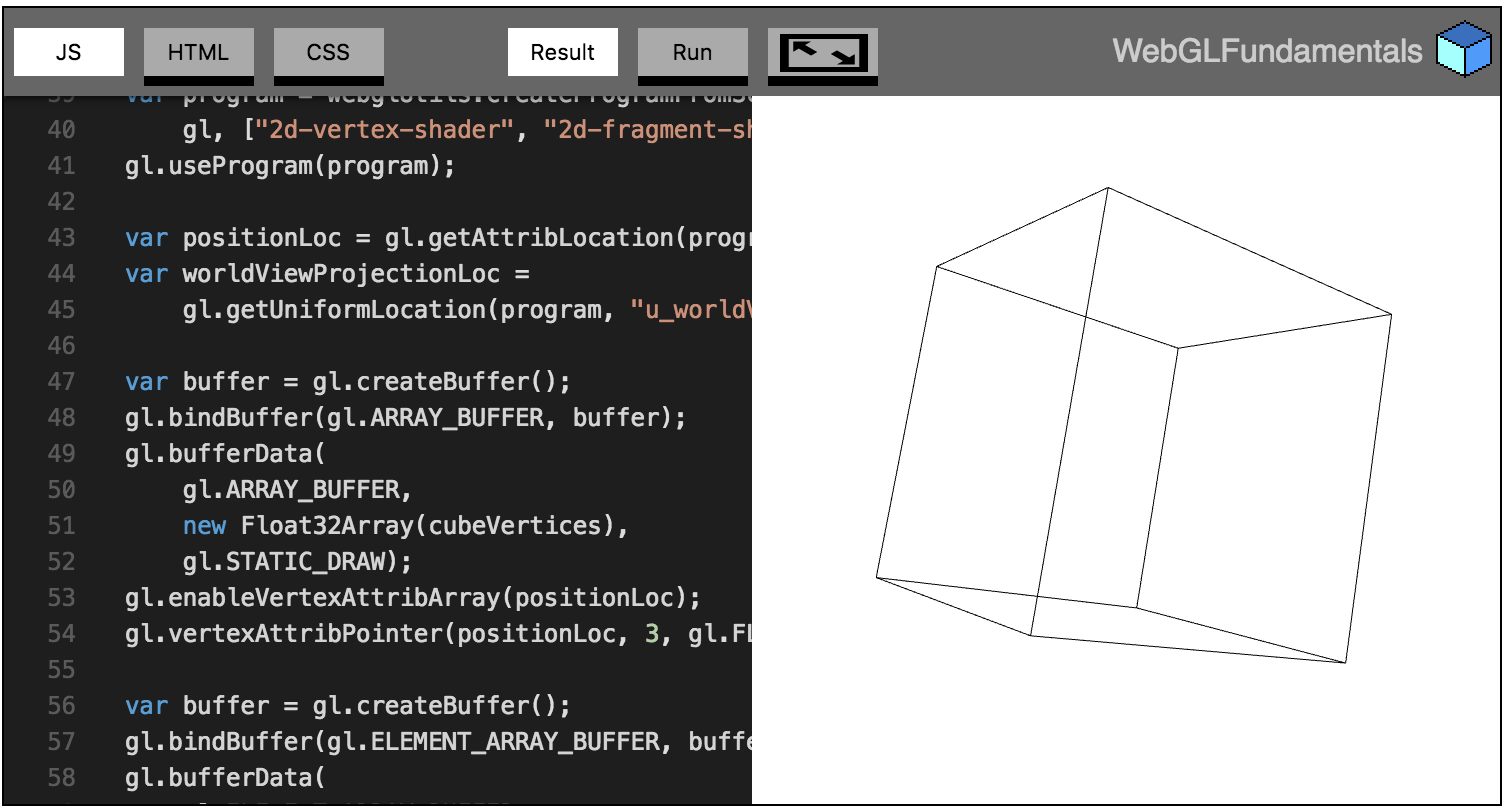 WebGL2Fundamentals org and stuff